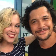 """The 100 saison 5 : """"couple"""" Bellamy/Clarke, fin déchirante... Eliza Taylor et Bob Morley se confient"""