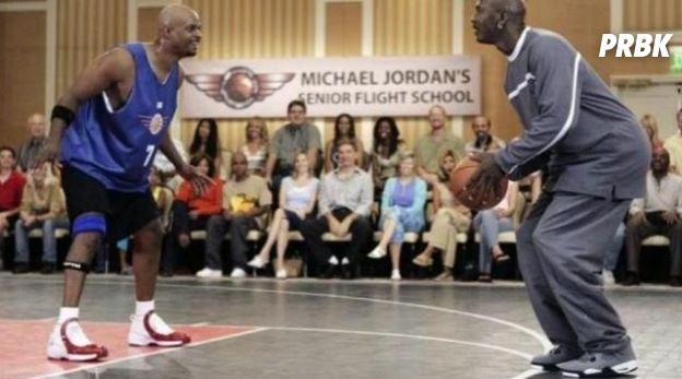 Ma Famille d'abord : Michael Jordan guest de la série