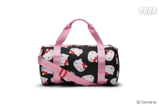 Converse x Hello Kitty, les Baskets Girly de la Rentrée