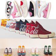 Converse : Hello Kitty, Coca-Cola et JW Anderson, les trois collabs parfaites pour la rentrée