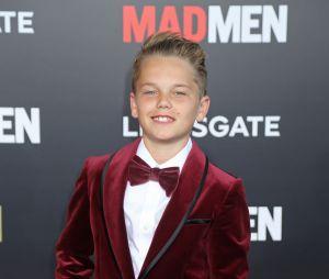 Mason Vale Cotton a joué dans Mad Men