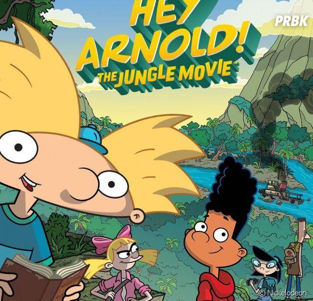 Hé Arnold : après le film, de nouveaux épisodes bientôt sur Netflix ?