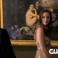 Gossip Girl Saison 4 ... Paris ? Shopping et drague ... (vidéo)