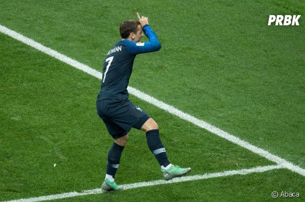 Antoine Griezmann pète un câble : sa danse inspirée par Fortnite crée le buzz et devrait même être ajoutée dans fIFA.