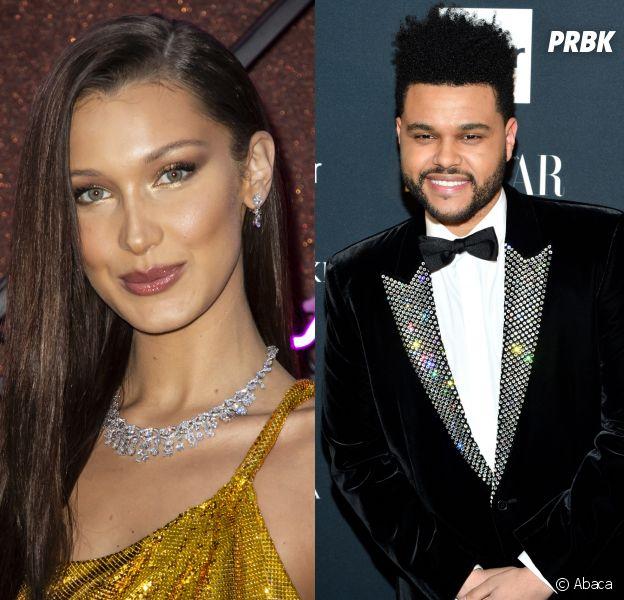 Bella Hadid et The Weeknd de nouveau en couple : le bisou qui semble confirmer !