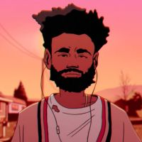 "Clip ""Feels Like Summer"" : Childish Gambino s'entoure de Drake, Nicki Minaj et Kanye West"