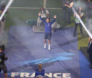 Antoine Griezmann ovationné au Stade de France le 9 septembre 2018