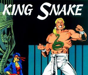 Gotham saison 5 : King Snake débarque