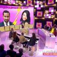 Ayem Nour très énervée contre Sébastien Valiela sur l'affaire Benalla : elle lui répond en direct dans TPMP People.