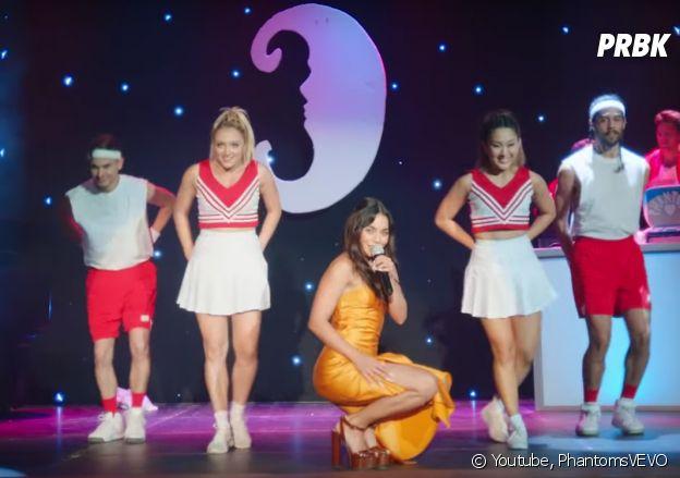 """Le clip """"Lay With Me"""" avec Vanessa Hudgens multiplie les références à High School Musical."""