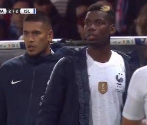 La réaction magique (et exagérée ?) de Paul Pogba quand on touche à Kylian Mbappé
