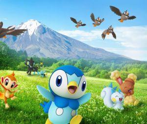 Pokémon Go : la 4ème génération est arrivée sur le jeu mobile, voici la liste