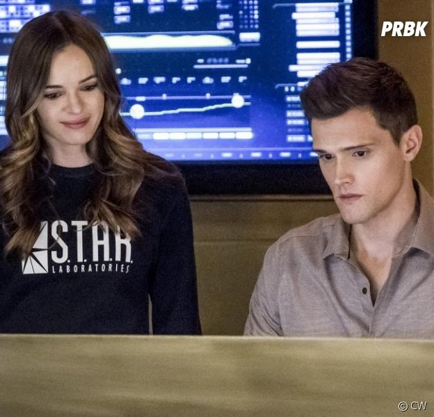 The Flash saison 5 : Caitlin et Ralph bientôt en couple ?