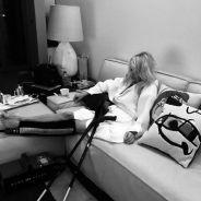 Pamela Anderson (Danse avec les Stars 9) forfait samedi... mais qualifiée pour la semaine prochaine