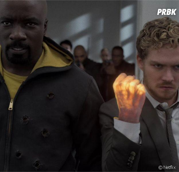 Luke Cage et Iron Fist bientôt de retour en duo dans une nouvelle série sur Netflix ?