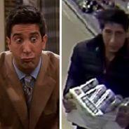 Friends : le sosie de Ross recherché par la police, les fans se marrent