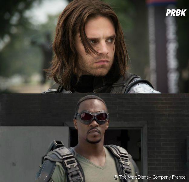 Avengers : le Soldat de l'hiver et le Faucon bientôt réunis pour une une série ?