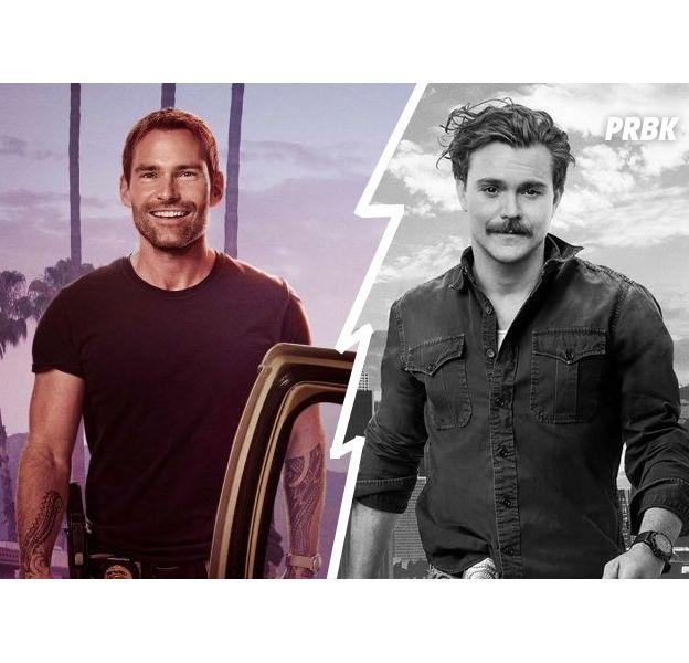 L'Arme Fatale saison 3 : quelle différence entre Cole (Seann William Scott) et Riggs (Clayne Craword) ?