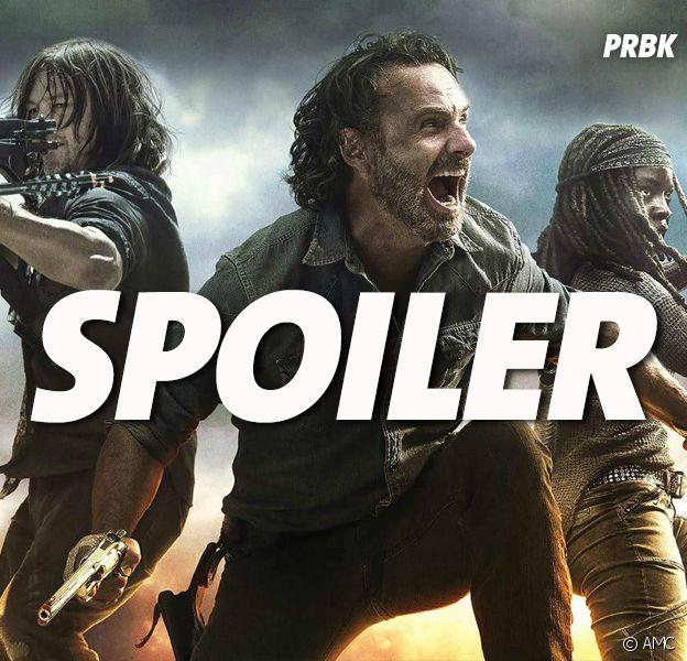 The Walking Dead saison 9 : quelle fin pour Rick et Maggie ?