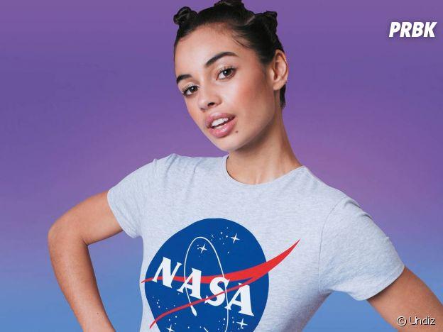 Pour fêter ses 60 ans d'exploration spatiale, la Nasa a notamment collaboré avec Undiz.