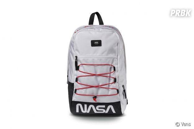 Pour fêter ses 60 ans d'exploration spatiale, la Nasa a notamment collaboré avec Vans.