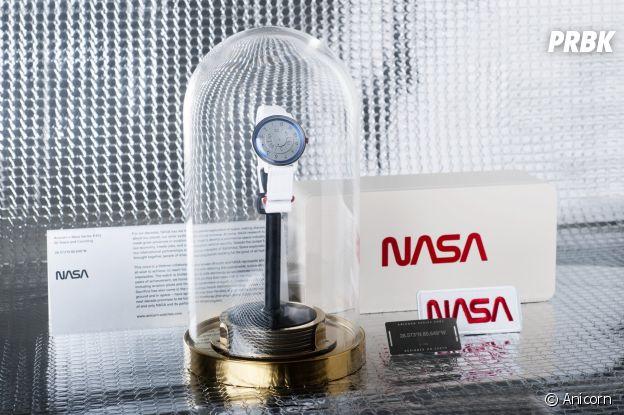 Pour fêter ses 60 ans d'exploration spatiale, la Nasa a notamment collaboré avec Anicorn.