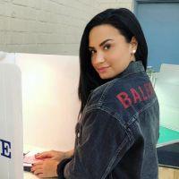 Demi Lovato de retour sur les réseaux sociaux après sa cure de désintoxication !