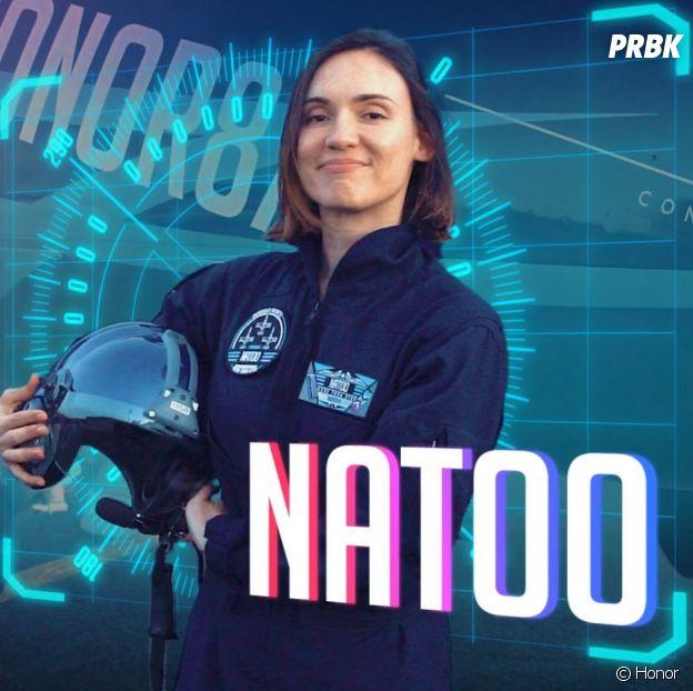 Natoo, Amixem, Mamytwink et Domingo s'envoient en l'air : la vidéo de leur virée exeptionnelle avec le Honor 8X.