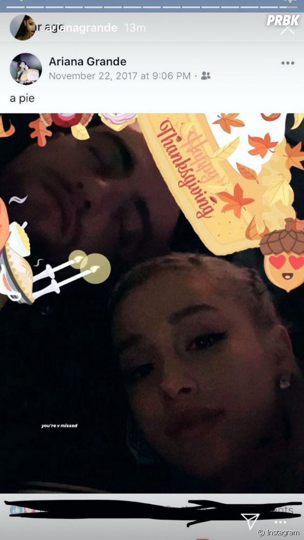 Ariana Grande rend hommage à Mac Miller pour Thanksgiving