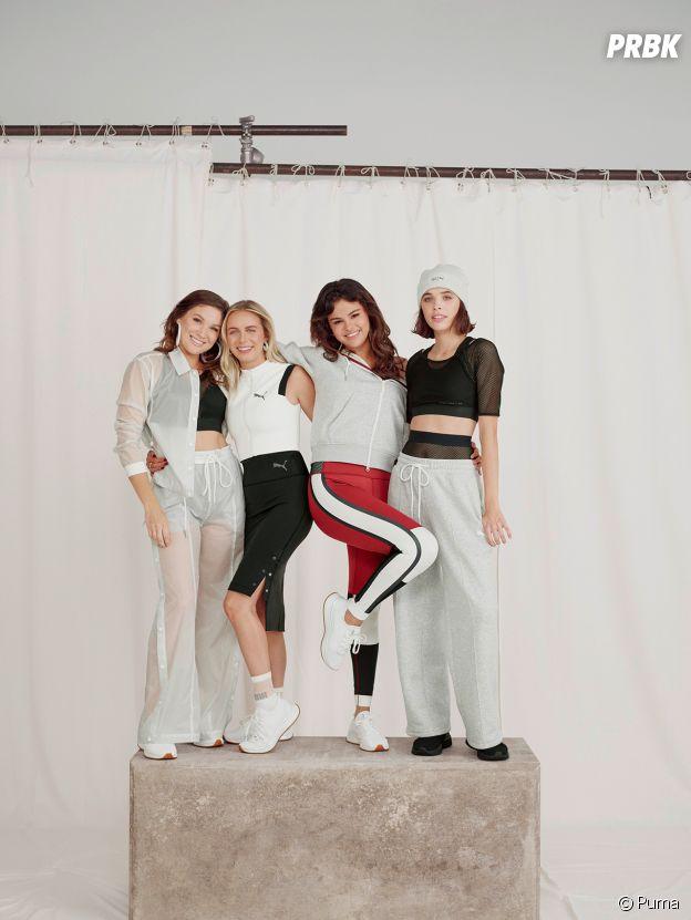 Selena Gomez va sortir sa 1ère collection pour Puma, des pièces 100% girl power !