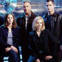 Les Experts Las Vegas saison 11 ... L'actrice de Battlestar Galactica arrive