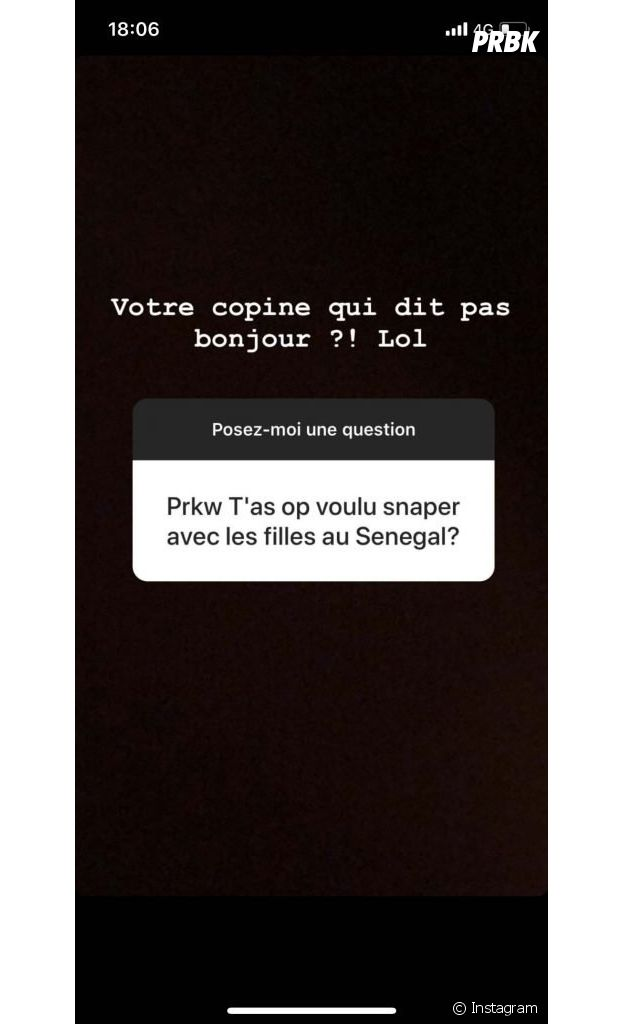 Aya Nakamura critiquée après avoir refusé des selfies avec ses fans sénégalais, elle réplique