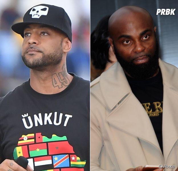 Booba VS Kaaris, Nicki Minaj VS Cardi B, Cyril Hanouna… Top 10 des plus gros clashs de 2018