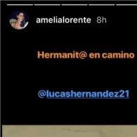 Lucas Hernandez papa : sa femme Amelia Lorente est enceinte de leur deuxième enfant