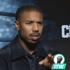 "Michael B Jordan : ""J'ai physiquement plus souffert sur Creed 2 que sur Black Panther"" interview"