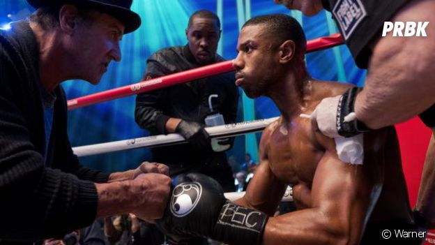 Creed II photos.
