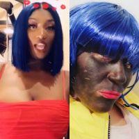 Aya Nakamura parodiée avec une blackface : l'internaute s'explique dans TPMP