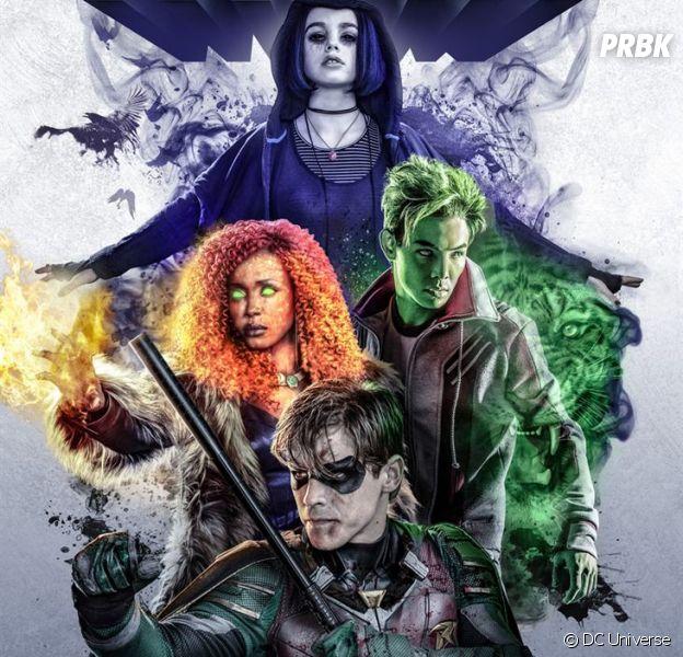 Titans : la saison 1 est disponible sur Netflix