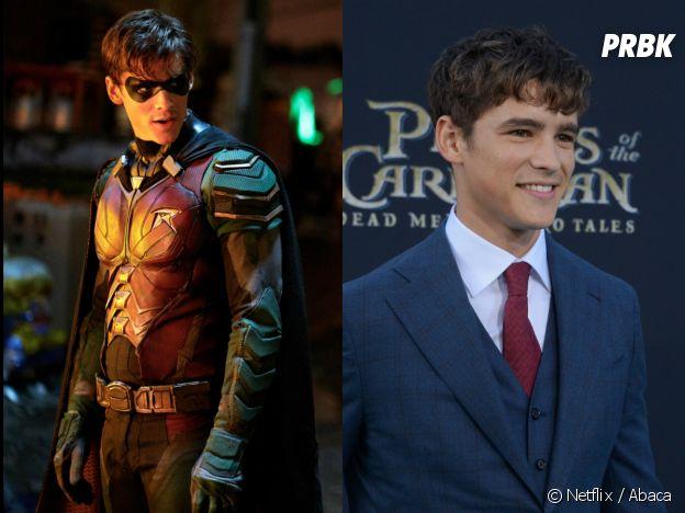 Titans : Brenton Thwaites incarne Robin