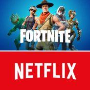 Netflix vs Fortnite : comment la plateforme veut contrer le jeu vidéo