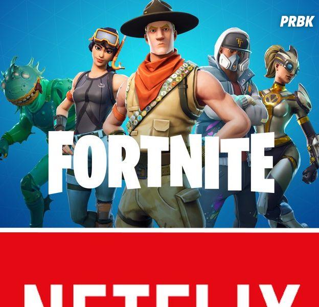 """Netflix vs Fortnite : la plateforme """"en guerre"""" contre le jeu vidéo"""