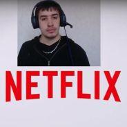 """Netflix : le Youtubeur CEMCEM regarde le """"Tou doum"""" d'intro pendant 10 heures en boucle"""