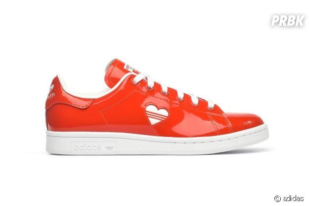 Saint-Valentin : adidas dévoile des Stan Smith 100% love.