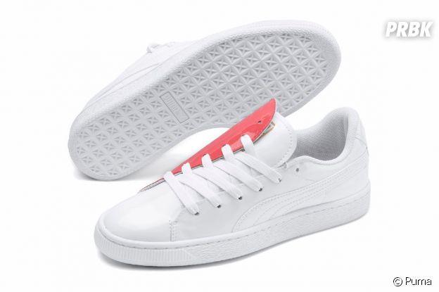 Puma a imaginé des sneakers idéales pour la saint-Valentin.