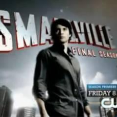 Smallville saison 10 ... une nouvelle vidéo promo