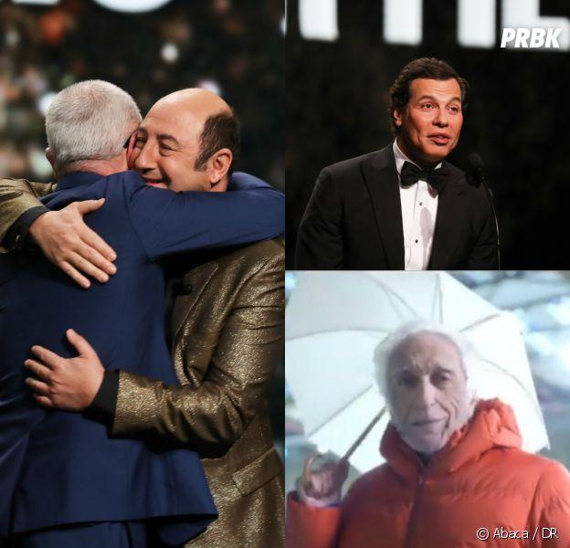 Kad Merad retrouve Olivier Baroux, Laurent Lafitte méconnaissable... les temps forts des César 2019