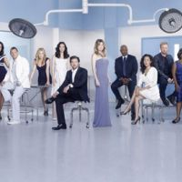 Grey's Anatomy saison 7 ... la photo de famille version 2010 / 2011