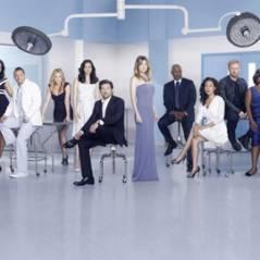 Grey's Anatomy saison 7 ... la photo de famille version 2010 / 2011