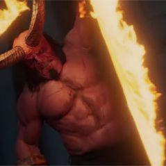 Hellboy fait des blagues et couler le sang dans la bande-annonce