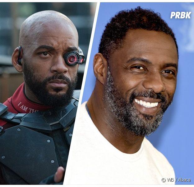 Suicide Squad 2 : Idris Elba remplace Will Smith pour Deadshot